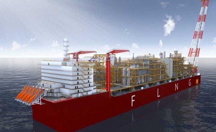 Lloyd's Register supports Coral South FLNG project in Mozambique