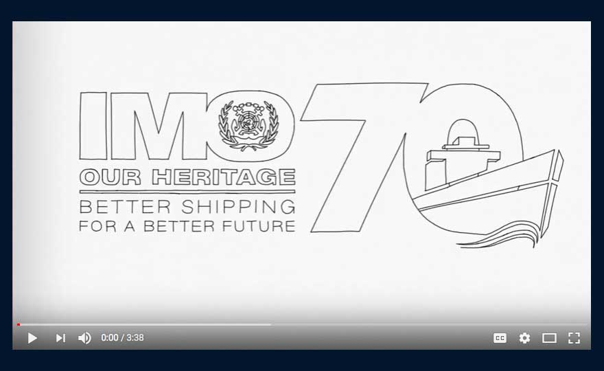 IMO 70: Our Heritage – Better Shipping for a Better Future