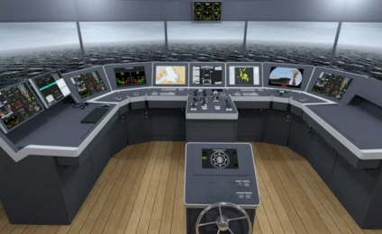 Kongsberg Digital on course to deliver an extensive simulator package to GasLog
