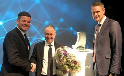 Norled wins the Heyerdahl Award 2019 for the world's first hydrogen ferry