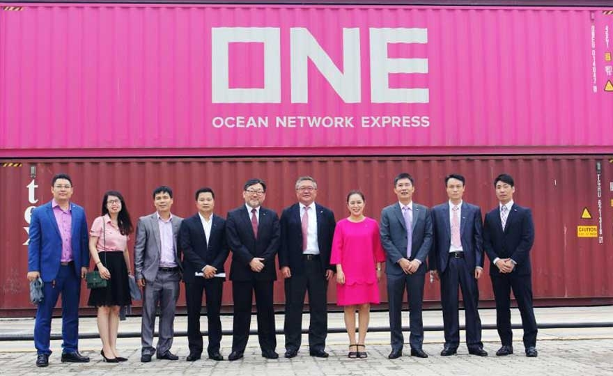 ONE introduces the World's First Direct Service from Haiphong to Pacific North West