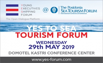 YES to Sea Tourism Forum 2019 - Wednesday, May 29th 2019