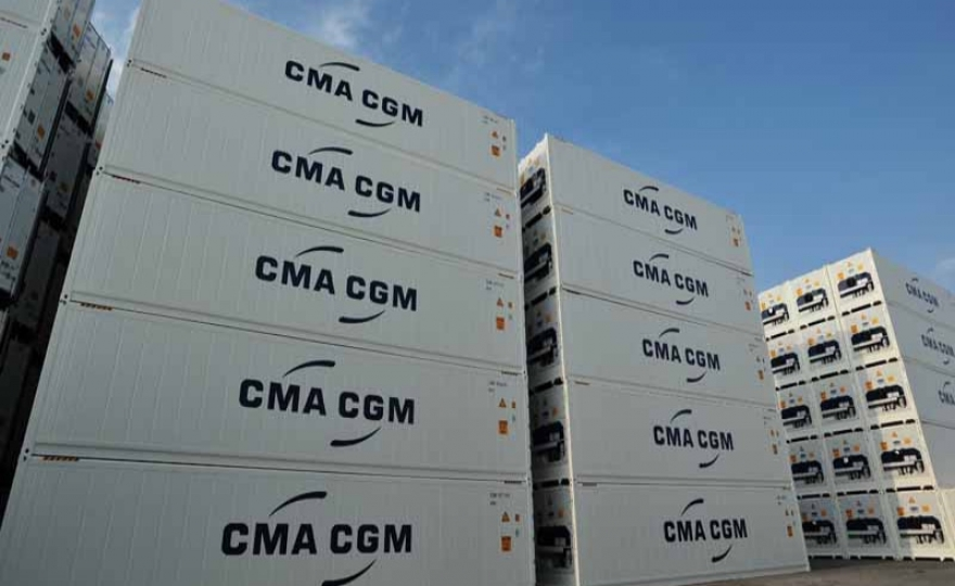 Corporate Information CMA CGM is ordering 50,000 Traxens trackers
