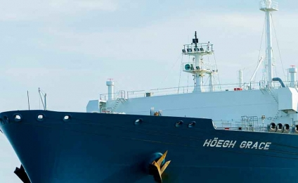 AGL selects Höegh Esperanza as FSRU for Crib Point LNG project