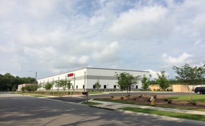 Kalmar celebrates opening of North American Customer Experience & Training Center