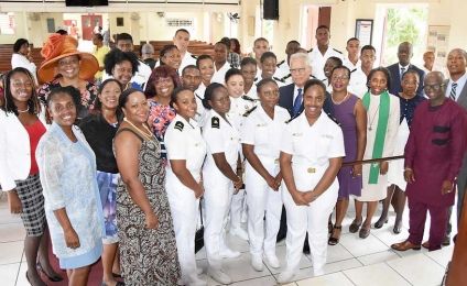 We must all play our part in empowering women in the maritime sector, says MAJ