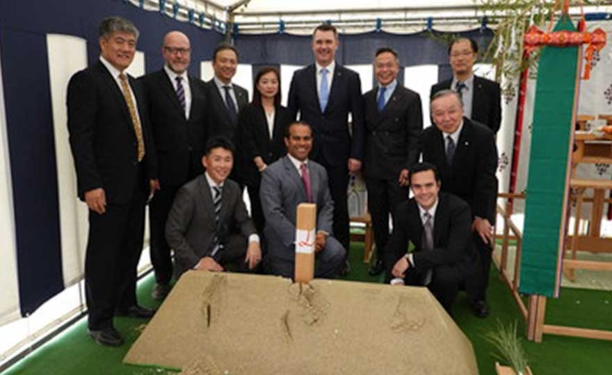 Carnival Corporation Breaks Ground on New Cruise Terminal in Sasebo, Japan