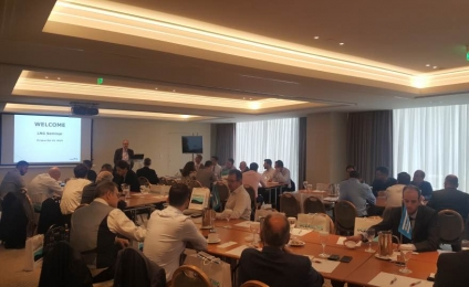 Oceanking organized a thematic workshop in LNG carriers and LNG-fueled ships