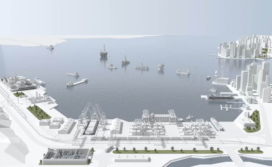 ABB presents recommendation for zero-emission marine technology to US Congress