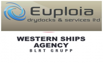 Euploia Representing Western Ships Agency in Klaipeda and Tallinn ports