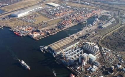 PD Ports steps towards smart port status with new Rotterdam partnership