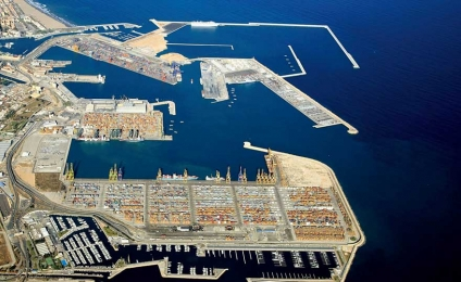 New step towards the decarbonisation of Valenciaport