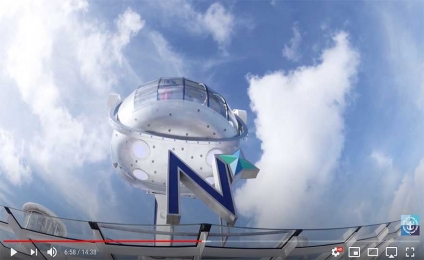VIDEO |  Quantum of the Seas Healthy Return to Sailing Singapore B-roll