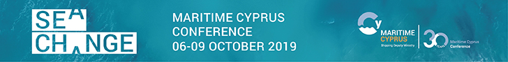 CYPRUS MARITIME 2019 BANNER