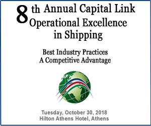 CAPITAL LINK ATHENS 2018 BANNER