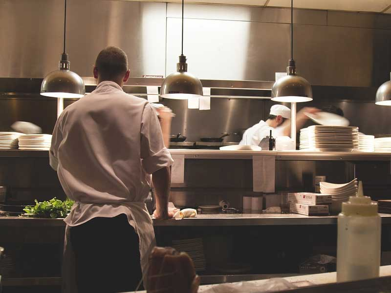 Challenges of Catering Crews by MCTC Managing Director Christian Ioannou