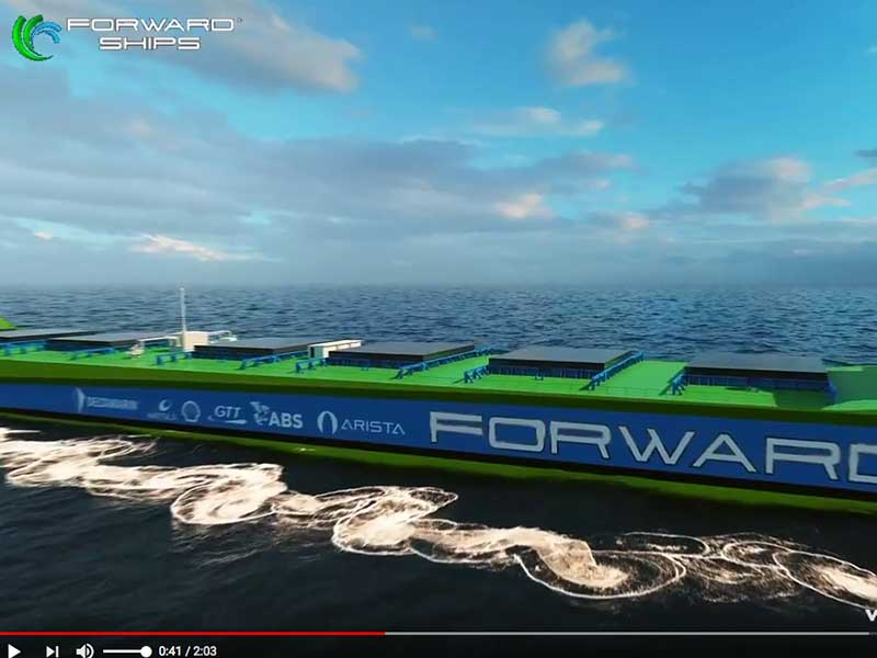 VIDEO | ENIRAM Signs MoU to Participate in Forward Ships' New Generation Bulk Carriers