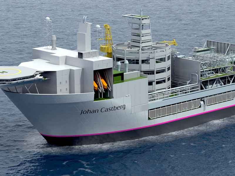 Aker Solutions to Design Johan Castberg FPSO Accommodation Unit