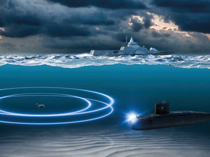 SAAB Chooses KONGSBERG Naval Sonars for Mid-Life Upgrade of Göteborg
