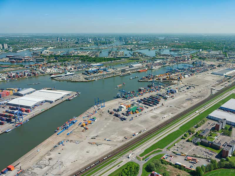 Kalmar to support continued expansion at Rotterdam Short Sea Terminals