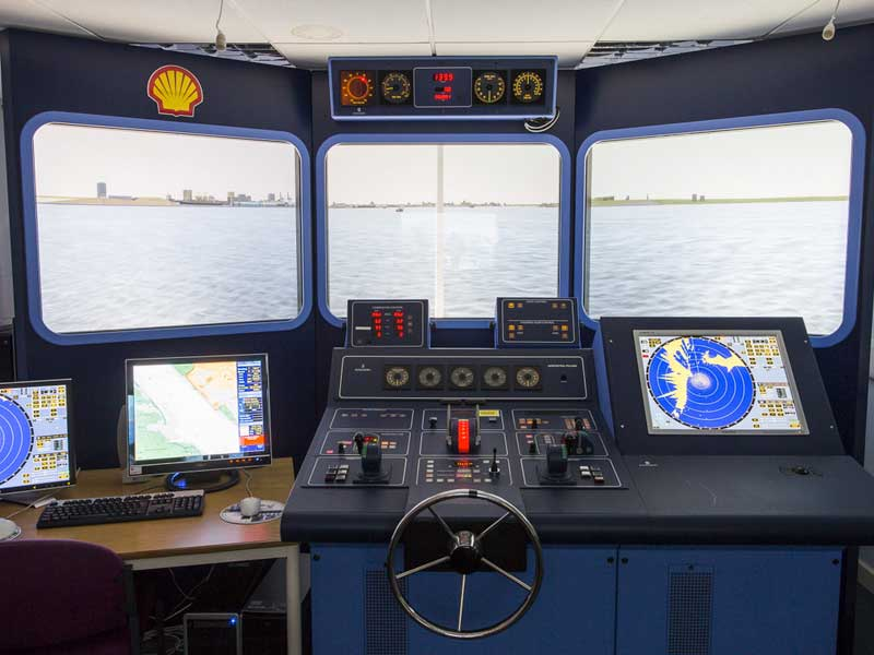 University steers new course in maritime training