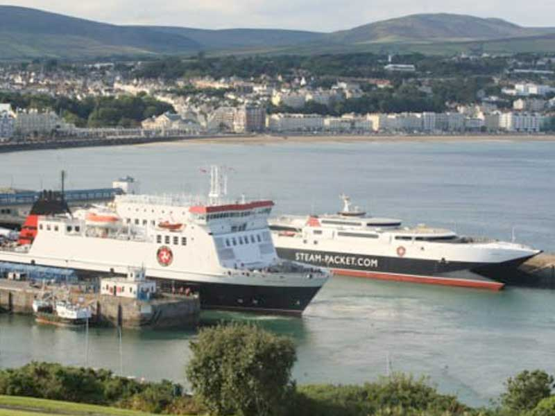 Isle of Man Government agrees deal to buy Isle of Man Steam Packet Company