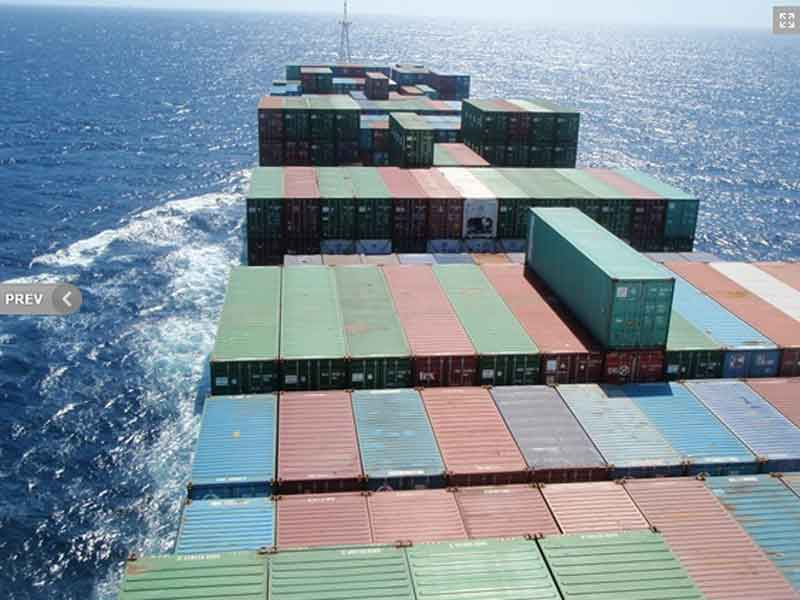 Diana Containerships Announces the Sale of m/v Puelo
