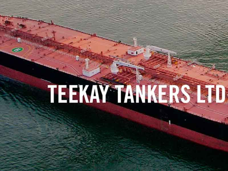 Teekay Tankers Ltd. Reports Fourth Quarter And Annual 2017 Results