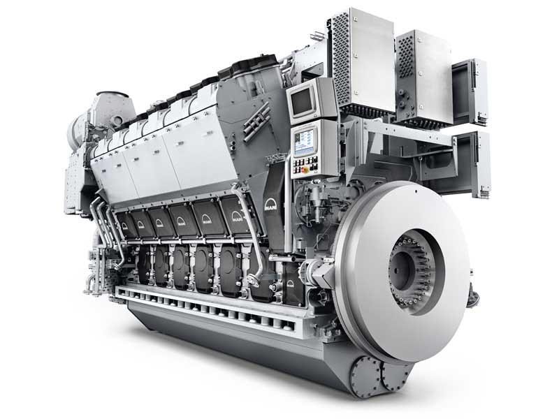 32 44cr Main Engines With Integrated Scr Systems Guarantee