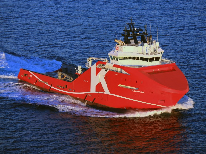 KL Sandefjord – First Offshore Vessel with DNV GL's Shore Power Class Notation