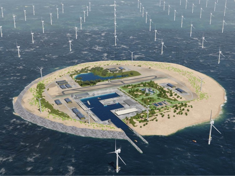 Port of Rotterdam becomes fifth partner in North Sea Wind Power Hub-Consortium