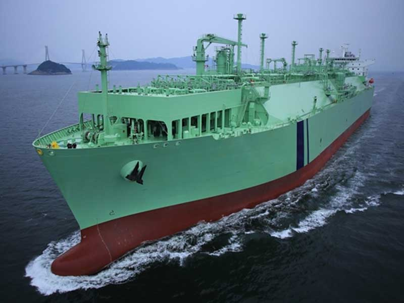 SHI Receives another  LNG-FSRU Order