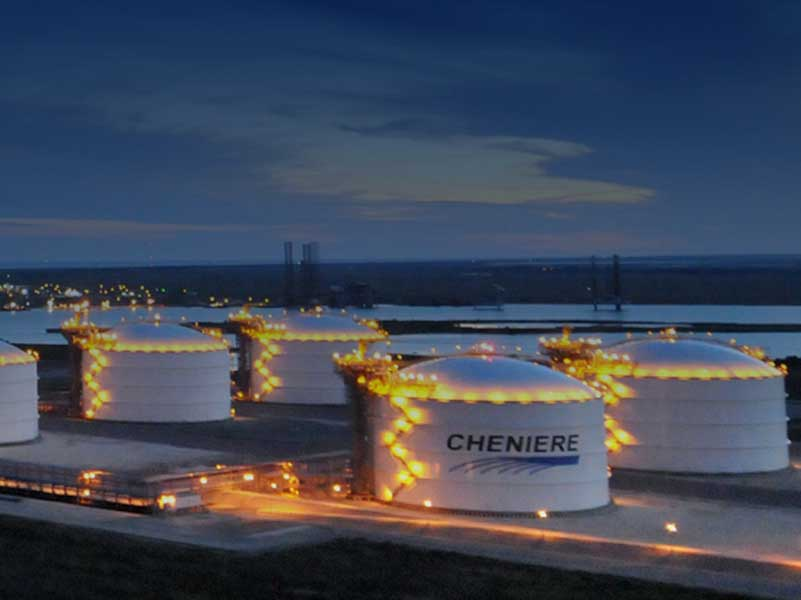 Cheniere Energy, Inc. and Cheniere Energy Partners LP Holdings, LLC Announce Definitive Merger Agreement