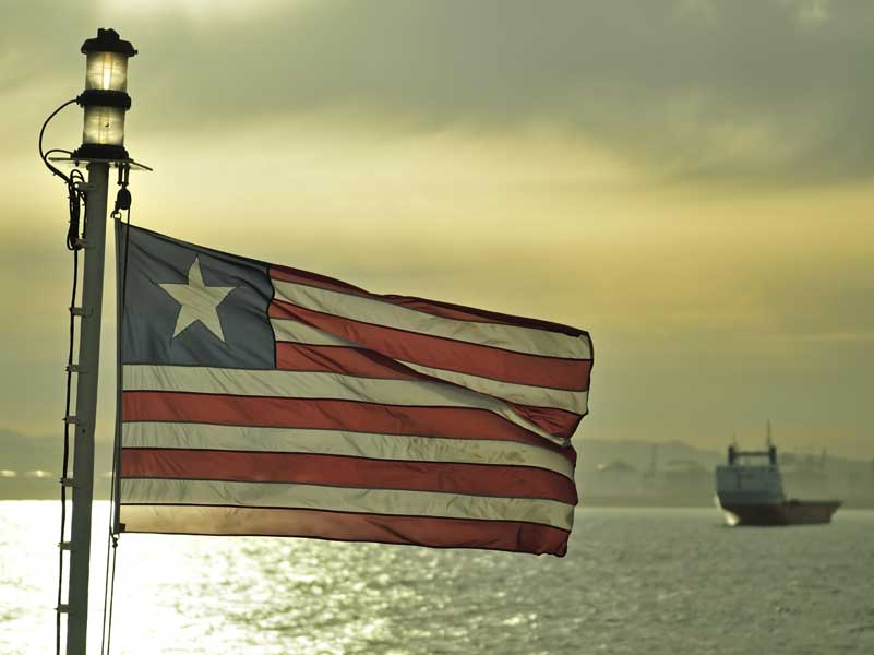 USCG report confirms Liberian Registry's stellar PSC record