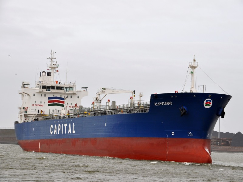 Capital Ship Management becomes the first LRQA client worldwide with MRV