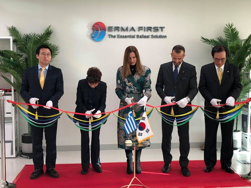 ERMA FIRST Accelerates Growth with Opening of New Office in Korea