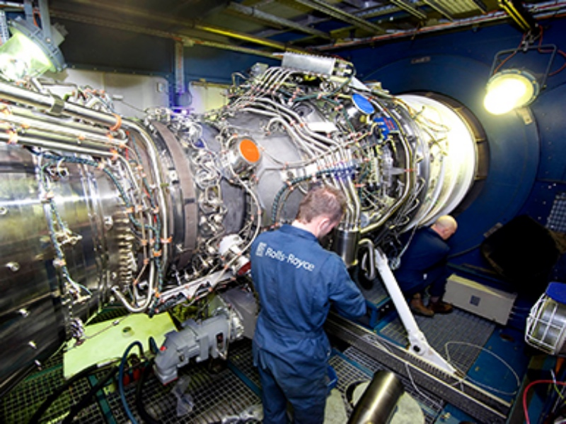Rolls-Royce MT30 marine gas turbine selected to power Japan's new frigate