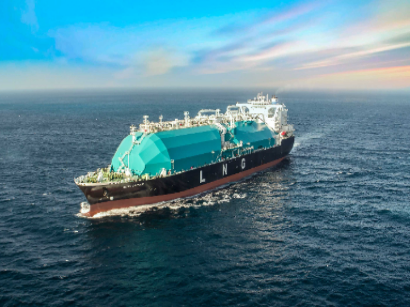 MISC Group welcomes its 4th MOSS-Type LNG carrier