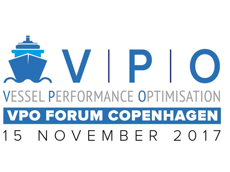Vessel performance & optimisation drivers discussed in Copenhagen on 15 November 2017